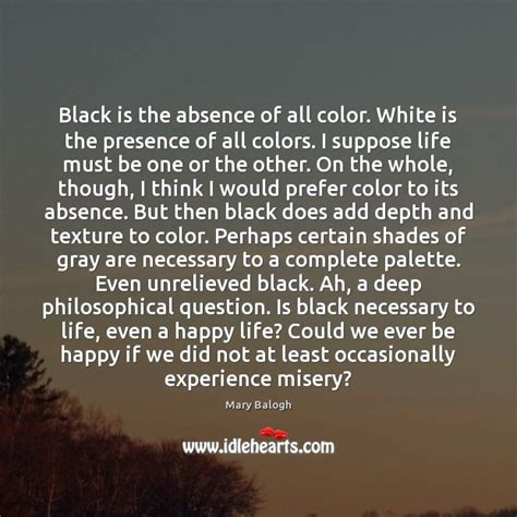 black is the absence of color picture quotes pictures and images page 129 of 75954