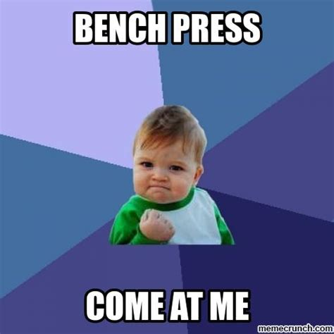 Bench Meme - jaymul bench bench bench repeat warriors nerd fitness rebellion
