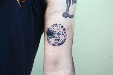 moon  trip   moon tattoo im