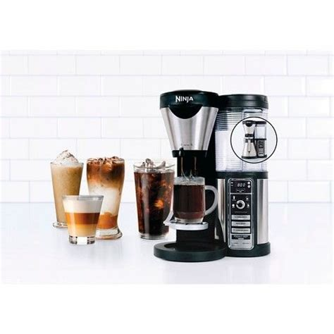 I try to convince her to go back to sleep but it's rarely considered and never executed. Ninja Coffee Bar™ Coffee Maker with Thermal Carafe | Ninja coffee bar, Ninja coffee, Coffee bar