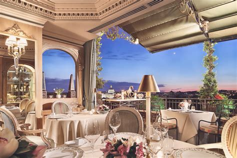 luxury hotel with panoramic terrace overlooking rome accommodation and reception in rome the