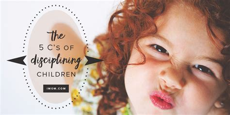 cs  disciplining children imom