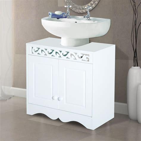 Sink Cupboard Bathroom by Sink Cabinet Storage Unit Cupboard Bathroom