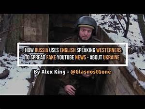"RUSSIA'S FAKE NEWS ""JOURNALISTS"" IN UKRAINE - YouTube"
