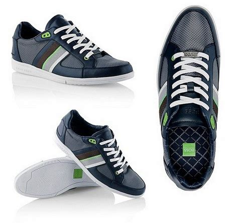 Hugo Soldes Sneakers Hugo Bleues