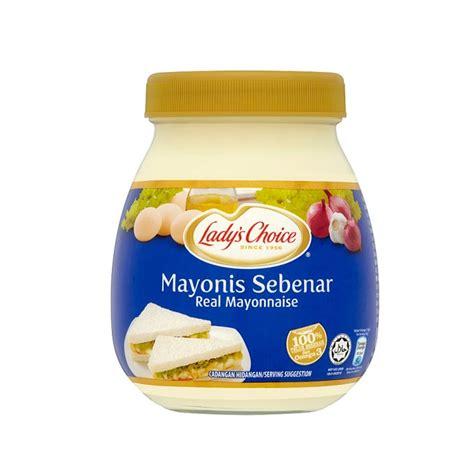 Lady's Choice Real Mayonnaise 220ml – Shopifull