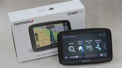 tomtom start 52 test test tomtom start 52 nawigacja w cenie smartfona
