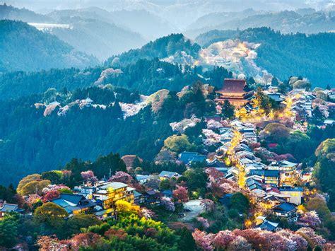 beautiful places  japan  conde nast