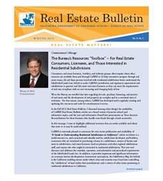 real estate newsletter samples