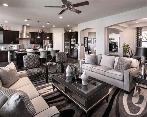 Home Design Color Ideas by Warming Soft Color Applied In Updated Interior Grey Color