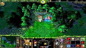 Let's Play DotA 6.73: Tresdin, Legion Commander - YouTube