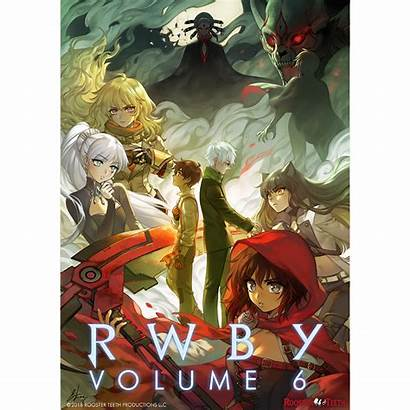Rwby Poster Vol 24x36 Posters Volume Collections