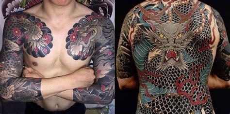 tatouage japonais 40 id 233 es de tatouages japonais homme femme signification japonais