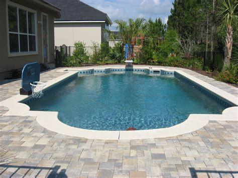 fiberglass pool designs fiberglass pools jacksonville fl jacksonville pool builder