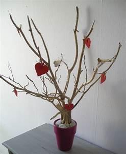 Branche De Bois Deco : tutoriel un arbre photo en bois flott femme2decotv ~ Teatrodelosmanantiales.com Idées de Décoration
