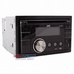 Jvc Kw Mp3 Recever With Front Aux Input