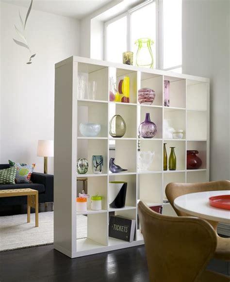 see through bookshelf separadores de ambientes ideas pr 225 cticas decoracion in