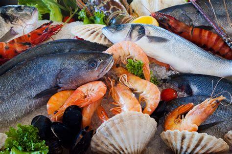 Fresh Seafood Free Stock Photo