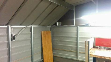 wiring  shed doityourselfcom community forums