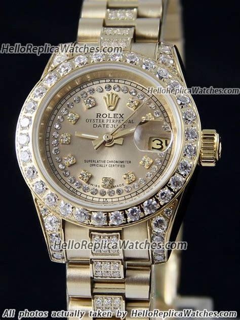 Replica Diamond Rolex Watches