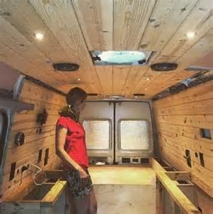 build house plans free adventurer s diy vanderlost sprinter tiny house pins