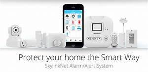 Smart Home Systeme 2017 : best smart home security skylinknet alarm system starter kit ~ Lizthompson.info Haus und Dekorationen