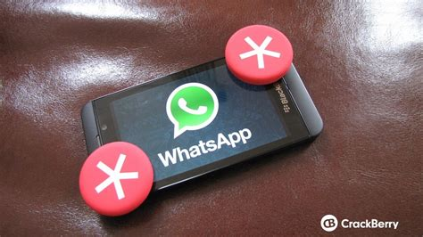 whatsapp for blackberry 10 now available crackberry