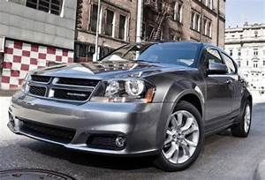 The 2012 Dodge Avenger R  T Debuts At The 2011 New York