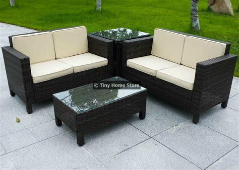 Garden Dining Set Sale by Luxury Rattan Sofa Dining Set Garden Furniture Patio