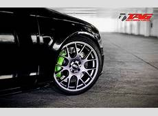 Black Attack Audi S4 on BBS wheels and StopTech brakes