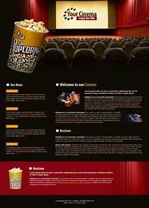 Digital Theatre Web Template - 5544