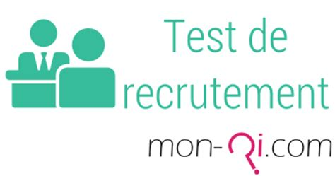 test cabinet de recrutement test de recrutement test de compr 233 hension verbale