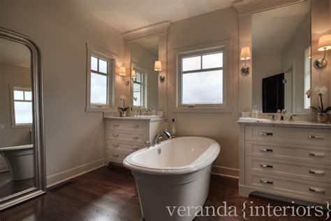 Veranda Interiors by Arched Floor Mirror Contemporary Bathroom Veranda