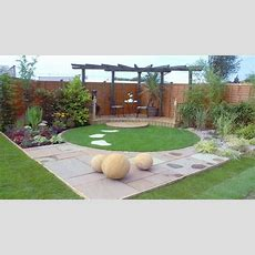 Garden Corner Design Small And Large Gardens Ideas Youtube