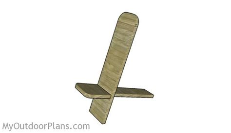 viking chair plans myoutdoorplans  woodworking