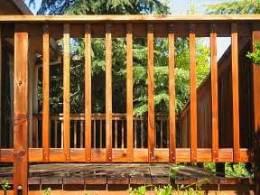 the best deck railing designs and ideas