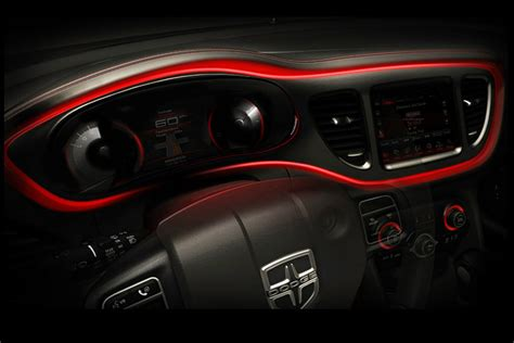 dodge dart interior images of dodge dart review specs and price the interior