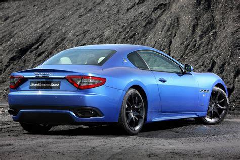 Maserati Granturismo by Gallery Blue Maserati Granturismo Sport On The Road