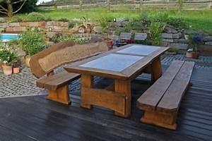 Baumaterial Aus Polen : rustikale gartenmobel aus polen ~ Michelbontemps.com Haus und Dekorationen