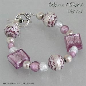 creation bijoux parure murano vieux rose bijoux fantaisie With création de bijoux fantaisie