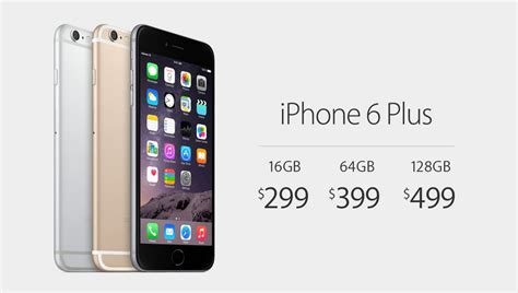 price of an iphone 6 apple iphone 6 and iphone 6 plus price and release date