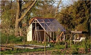 Gartenhäuschen Selber Bauen : ein neues gartenhaus wir sind im garten ~ Whattoseeinmadrid.com Haus und Dekorationen