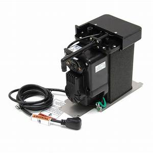 Ice Maker Condensate Drain Pump Assembly