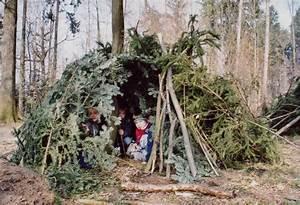 Hütte Im Wald Bauen : unterricht zebis ~ A.2002-acura-tl-radio.info Haus und Dekorationen