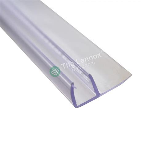 shower door seal side strip mm glass