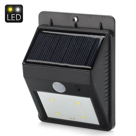 solar outdoor led garden light 80 lumen