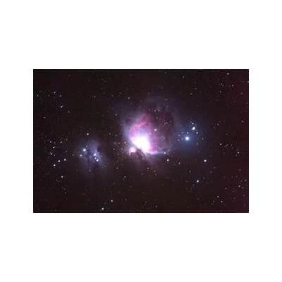 The Majestic Eagle Nebula : space