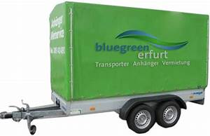 Auto Hänger Mieten : haenger 4 bluegreen erfurt ~ Orissabook.com Haus und Dekorationen
