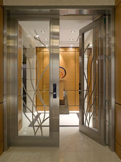 Custom Metal Doors by Custom Stainless Steel Door Fabrication Dash Door