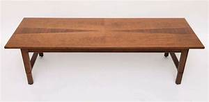 john stuart janus collection long board coffee cocktail With 60 inch long coffee table